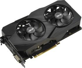 ASUS Dual GeForce RTX 2060 Evo, DUAL-RTX2060-6G-EVO, 6GB GDDR6, DVI, 2x HDMI, DP (90YV0CH4-M0NA00)