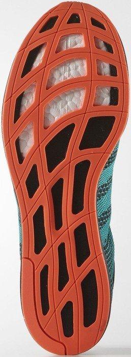 purchase cheap 7eb79 9ad47 adidas adizero Feather Boost core blackeqt greenftwr white (men) (S79279)
