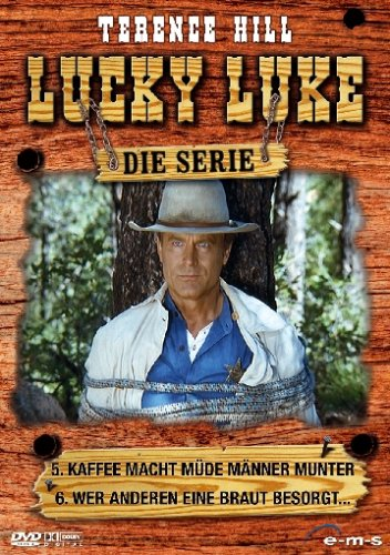 Lucky Luke - Die Serie Vol. 3 (Folgen 5-6) -- via Amazon Partnerprogramm