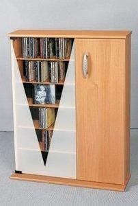 VCM Scala CD-cabinet for 360 CD`s
