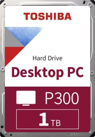 Toshiba P300 Desktop PC 1TB, SATA 6Gb/s, bulk (HDWD110UZSVA)