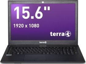 Wortmann Terra Mobile 1515V, Core i5-7200U, 8GB RAM, 240GB SSD, GeForce MX150 (1220609)