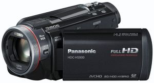 Panasonic HDC-HS900 black