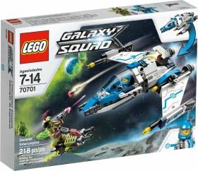 LEGO Galaxy Squad - Abwehr-Jet (70701)