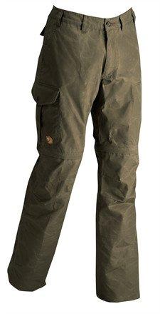 Fjällräven Karl Zip Off pant long dark olive (men) (F82792-633)