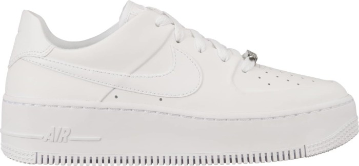 nike air force 1 sage sidestep