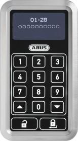 ABUS HomeTec Pro CFT3000S silver wireless Keyboard (10126)