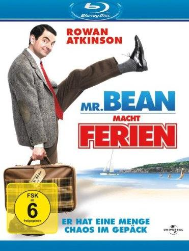 Mr. Bean macht Ferien (Blu-ray) -- via Amazon Partnerprogramm