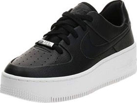 nike air force one low schwarz weiß