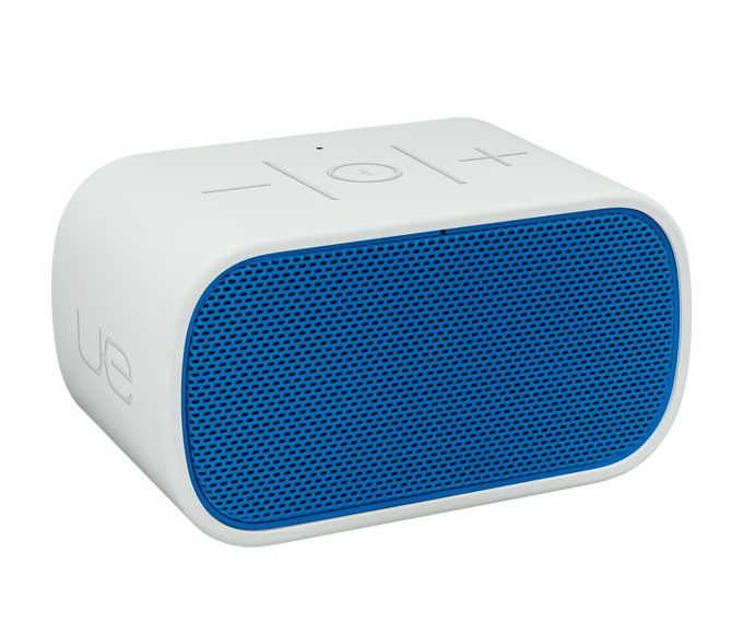 Logitech UE Mobile Boombox weiß/blau (984-000240)