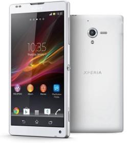 Sony Xperia ZL weiß
