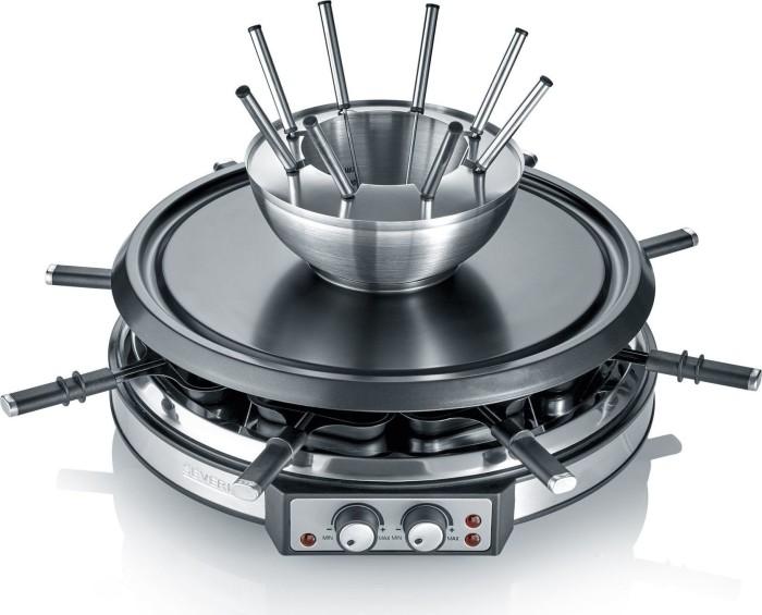 Severin Elektrogrill Zubehör : Severin rg 2348 raclette fondue kombination ab u20ac 59 99 2019