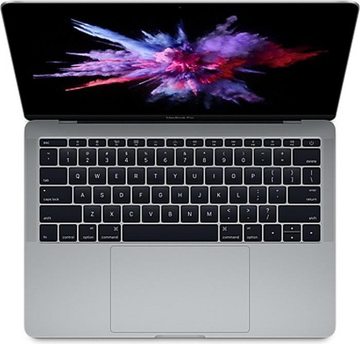 "Apple MacBook Pro 13.3"" (ohne Touch Bar), Core i5-6360U, 8GB RAM, 256GB SSD, grau (MLL42D/A) (Z0SW) [Late 2016]"