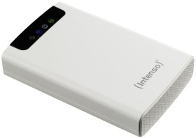 Intenso Memory 2 Move white 500GB, USB 3.0/LAN/WLAN (6025531)