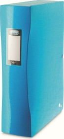 Elba Art Sammelbox A4, 80mm, blau (400 078 249)