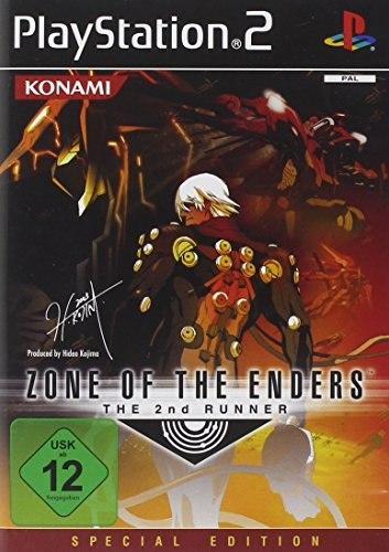 Zone of the Enders (German) (PS2) -- via Amazon Partnerprogramm