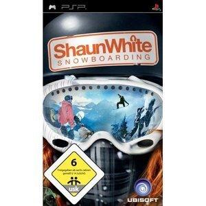 Shaun White Snowboarding (English) (PSP)