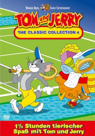 Tom & Jerry - Classic Collection  4 -- via Amazon Partnerprogramm