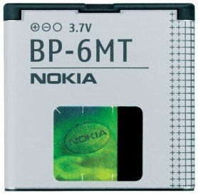 Nokia BP-6MT rechargeable battery
