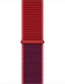 Apple Sport Loop für Apple Watch 40mm (Product)Red (MXHV2ZM/A)