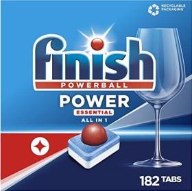 Finish Powerball All in 1 Tabs, 182 Stück