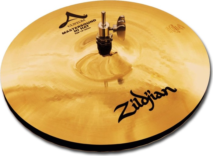 "Zildjian A Custom Series Mastersound Hi-Hats 13"" (A20500) -- via Amazon Partnerprogramm"