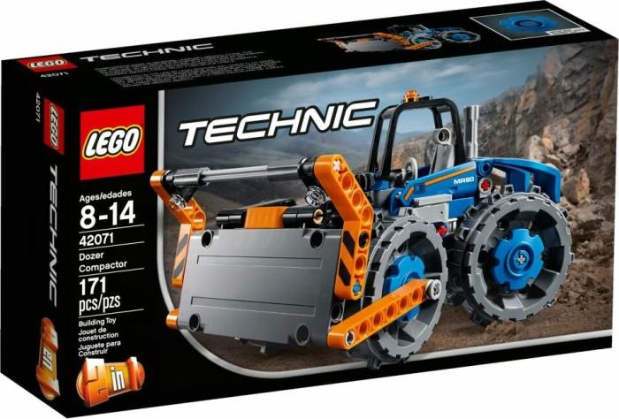 LEGO Technic - Dozer Compactor (42071) from £ 13 54