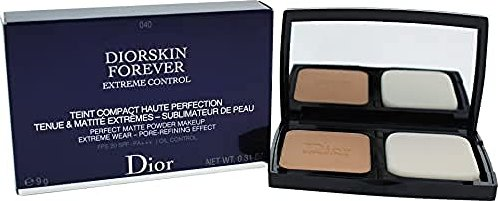 Christian Dior Diorskin Forever extreme Control powder 040 Honey beige LSF20, 9g