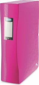 Elba Art Sammelbox A4, 80mm, pink (400 078 290)