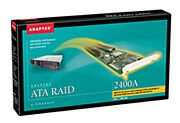 Microchip Adaptec 2400A retail, PCI (1891300)