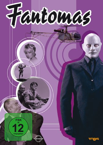 Fantomas -- via Amazon Partnerprogramm