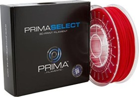 Prima Filaments PrimaSelect PLA, Red, 1.75mm, 750g (PS-PLA-175-0750-RD)
