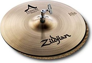 "Zildjian A Custom Series Mastersound Hi-Hats 14"" (A20550) -- via Amazon Partnerprogramm"