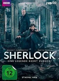 Sherlock Season 4 (DVD)