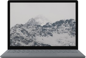 Microsoft Surface Laptop Platin, Core i7-7660U, 16GB RAM, 1TB SSD (EUP-00004/EUQ-00004/JKX-00004/HSW-00004)