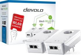 devolo Mesh WLAN 2 Starter Kit, G.hn, 2.4GHz/5GHz WLAN, 2x RJ-45, 2er-Bundle (8755 / 8759)