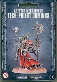 Games Workshop Warhammer 40.000 - Adeptus Mechanicus - Tech-Priest Dominus (99070116001)