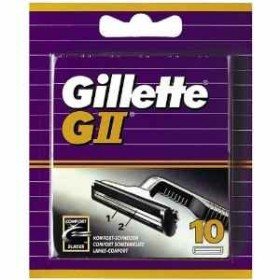 Gillette G2 replacement blades, 10-pack