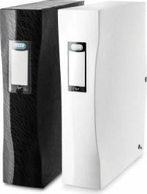 Elba Art Sammelbox A4, 80mm, schwarz und weiß, 8er-Pack (400 071 342)