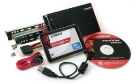 Kingston SSDNow M-Series G2 - Bundle 80GB, SATA (SNM225-S2B/80GB)