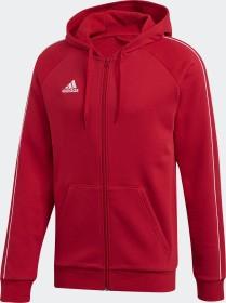 adidas Core 19 Hoodie Jacke power red/white (Herren) (FT8071)