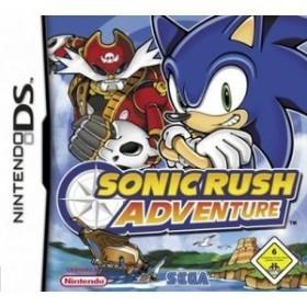 Sonic Rush - Adventure (DS)