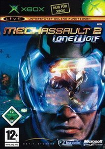 Mech Assault 2 - Lone Wolf (deutsch) (Xbox)