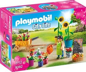 playmobil City Life - Blumenhändler (9082)