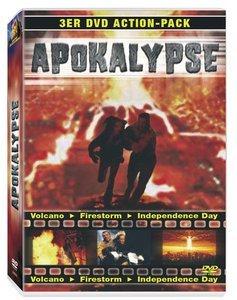 Apocalypse Box (Independence Day/Volcano/Firestorm)