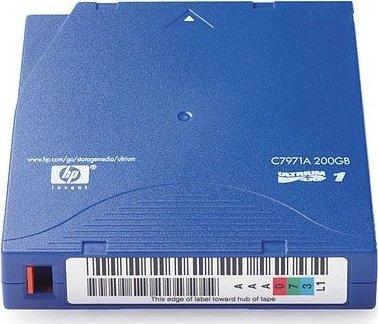 HP Ultrium LTO-1 kaseta (C7971A)