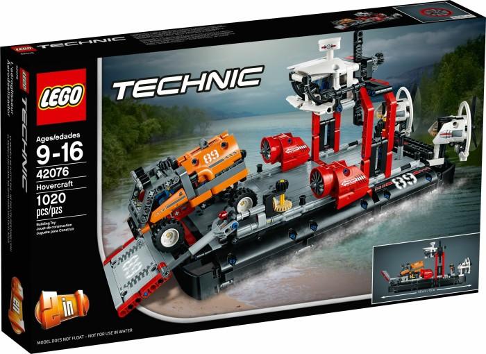 Lego Technic Luftkissenboot 42076 Ab 53 60 2019