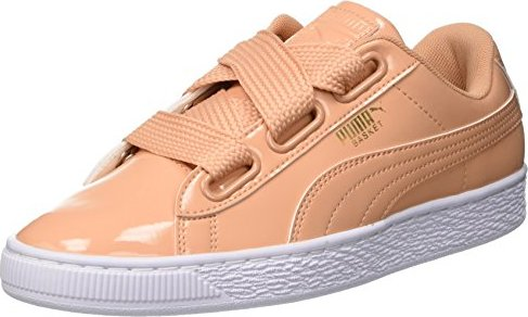 42dad6fca4b653 Puma Basket Heart patent dusty coral (363073-16) starting from ...