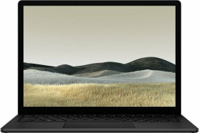 "Microsoft Surface Laptop 3 13.5"" Mattschwarz, Core i5-1035G7, 16GB RAM, 256GB SSD, Business, ES (RYH-00032)"