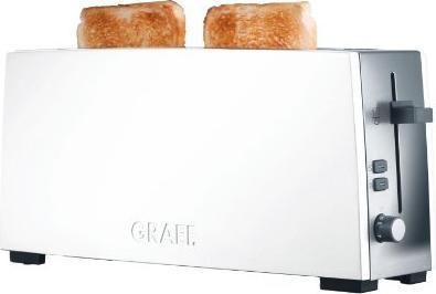 Graef TO91 Langschlitz-Toaster -- via Amazon Partnerprogramm